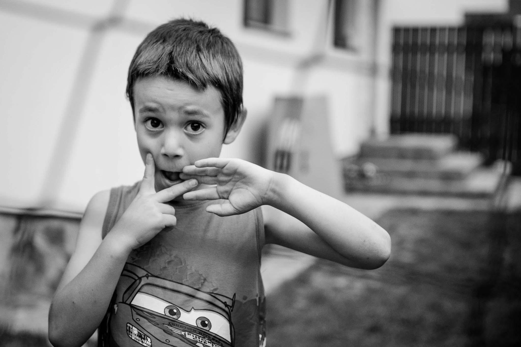 Fotografie de copii fotograf Dana Sacalov
