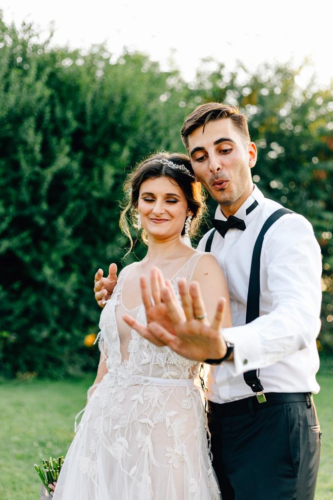 Fotografie de nunta fotograf Dana Sacalov la Treehouse Cosoba