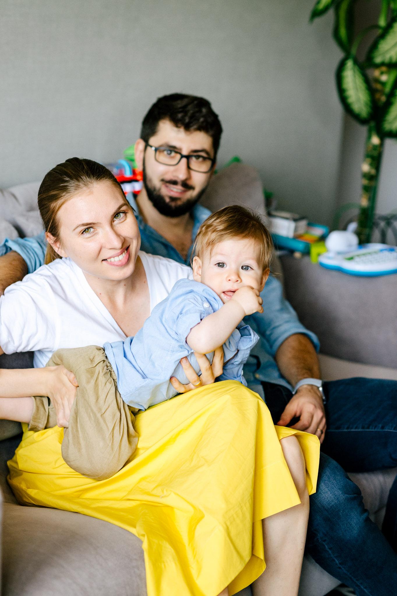 Fotografie de familie fotograf Dana Sacalov Bucuresti