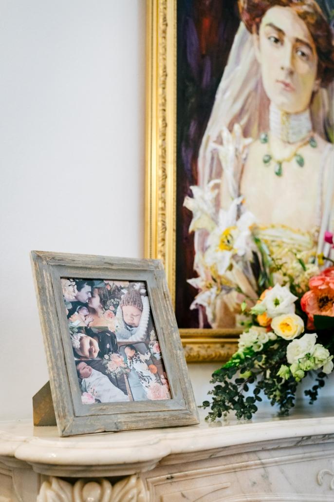 Fotografie de botez fotograf Dana Sacalov la Palatul Mogosoaia