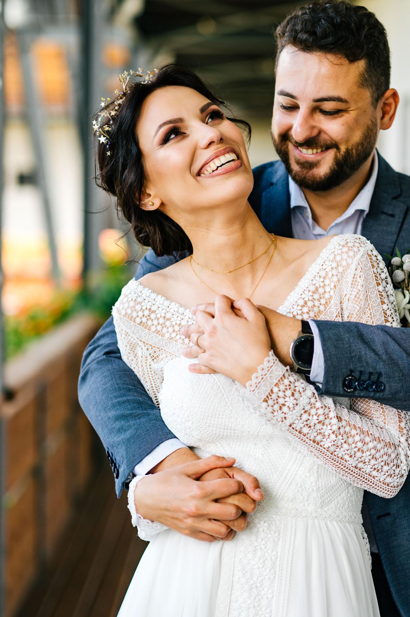 Fotografie de nunta fotograf Dana Sacalov la Casa Vlasia