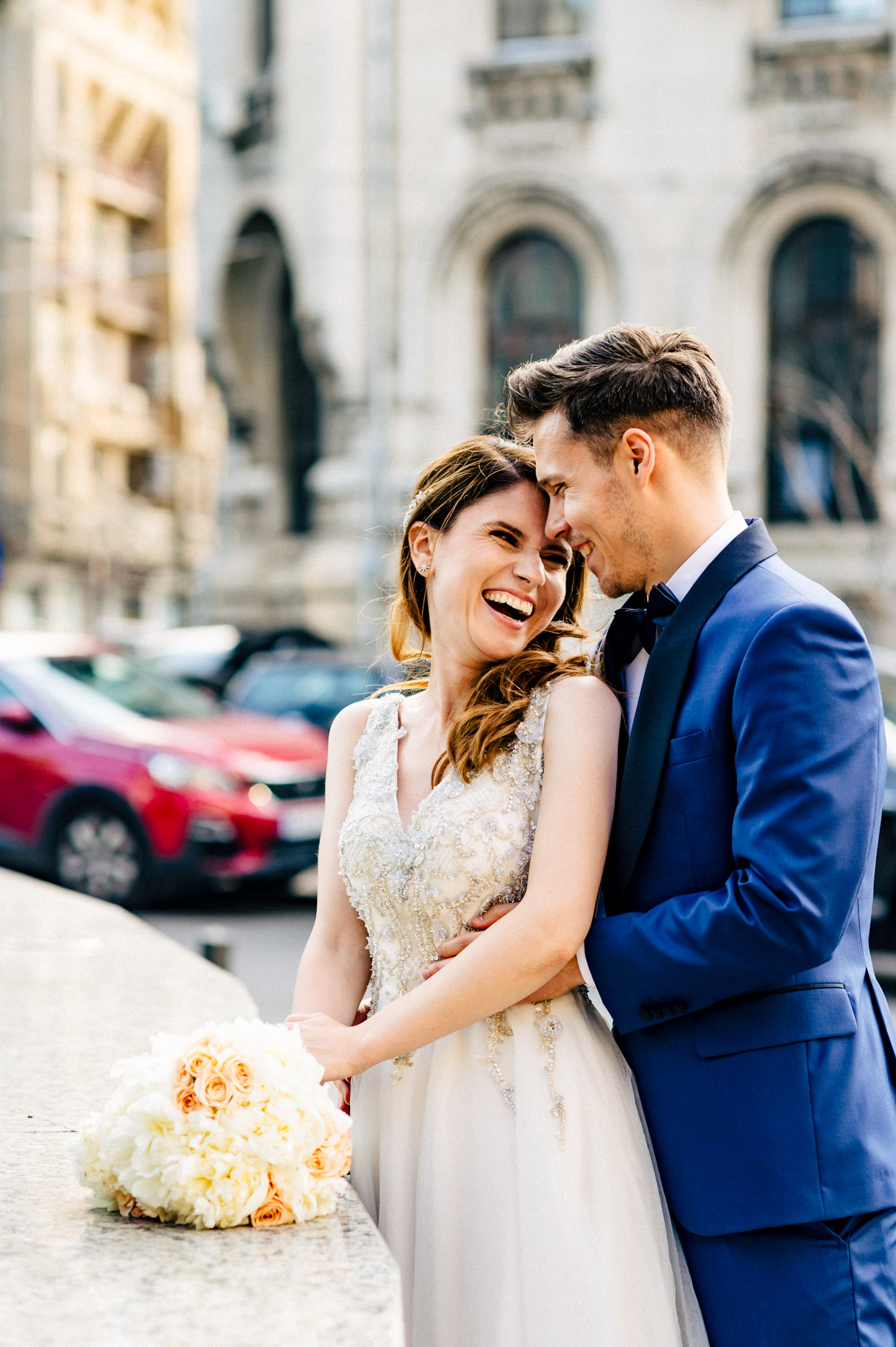 Fotografie de nunta fotograf Dana Sacalov Bucuresti