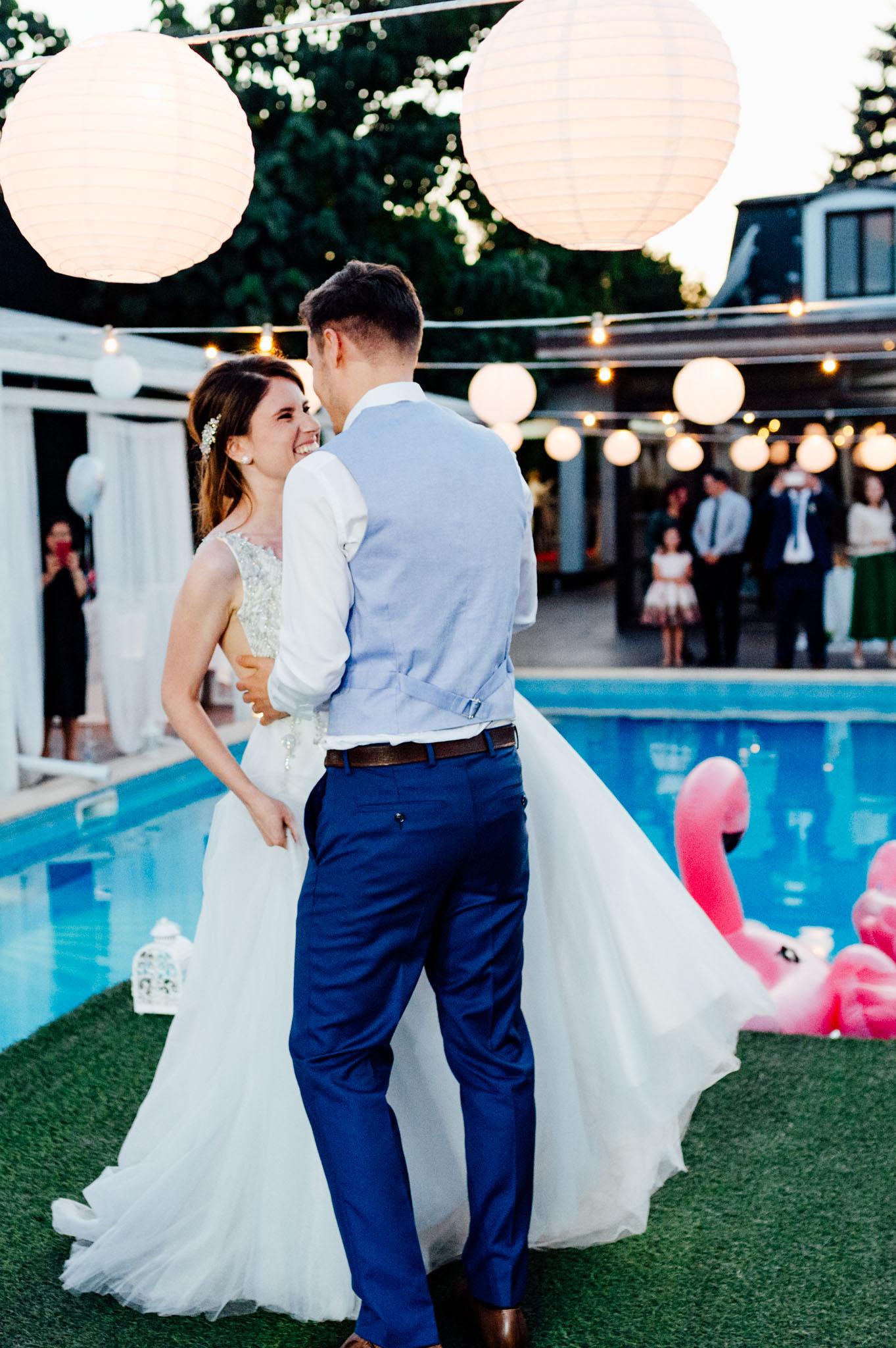 Fotografie de nunta fotograf Dana Sacalov Bucuresti la Conac