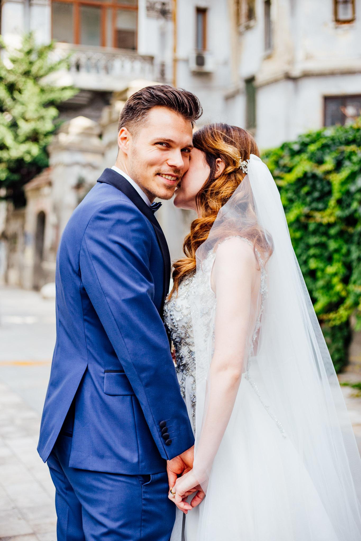 Fotografie de nunta fotograf Dana Sacalov Bucuresti la M60
