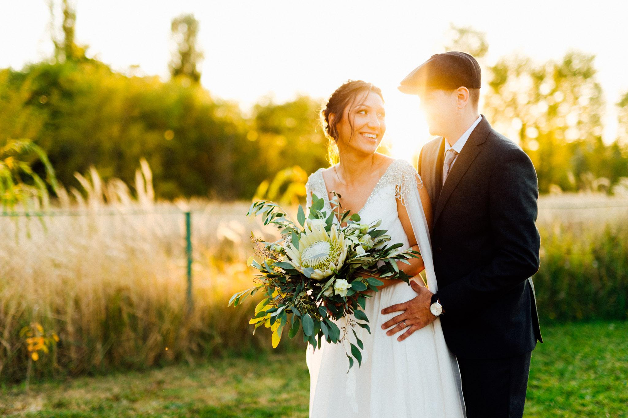 Nunta in stil rustic la The Green Spot Wedding BARN Ciolpani Bucuresti