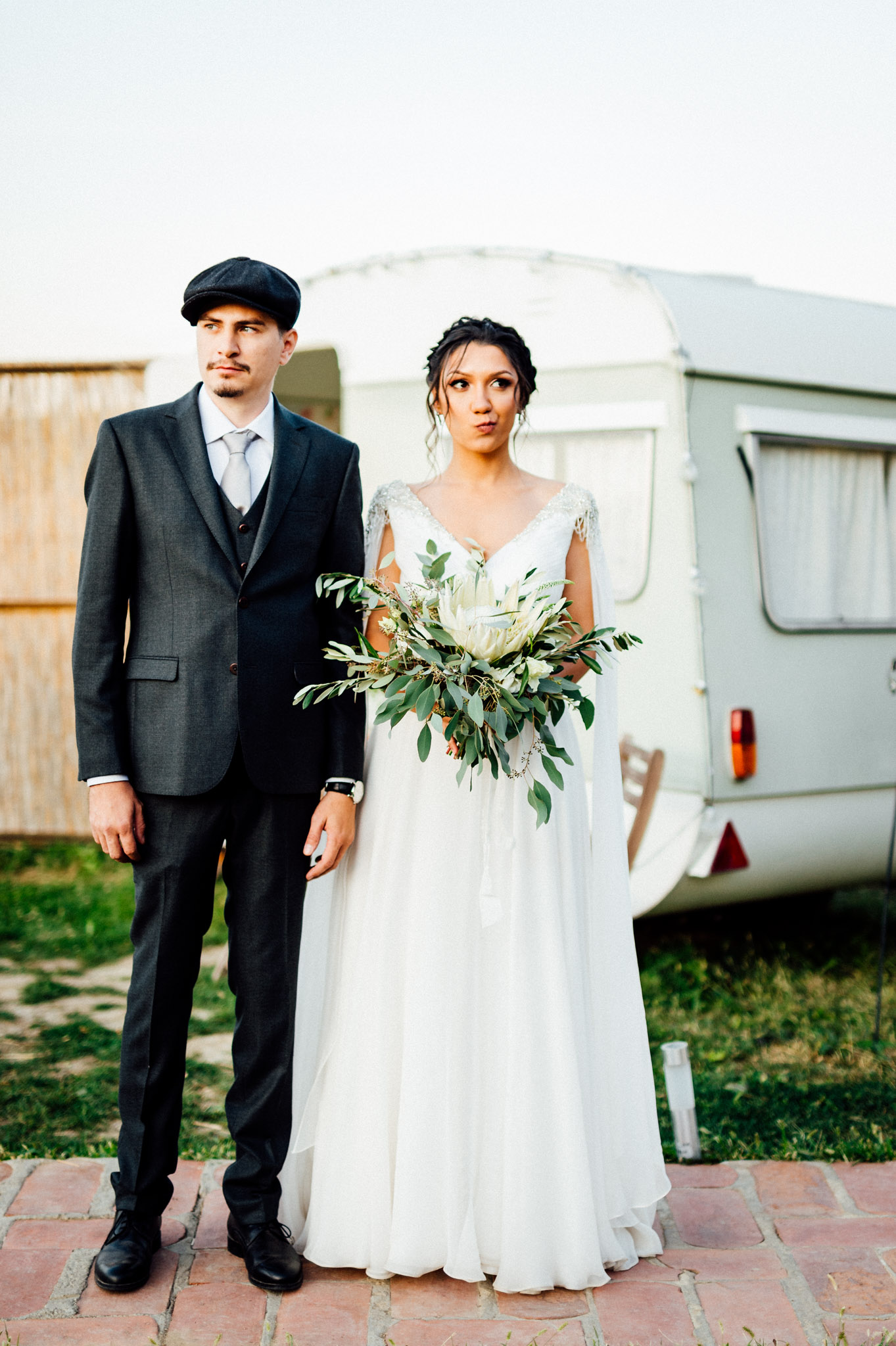 Nunta in stil rustic la The Green Spot Wedding BARN Ciolpani Bucuresti