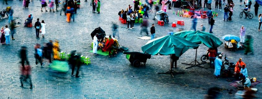 Maroc fotograf Dana Sacalov