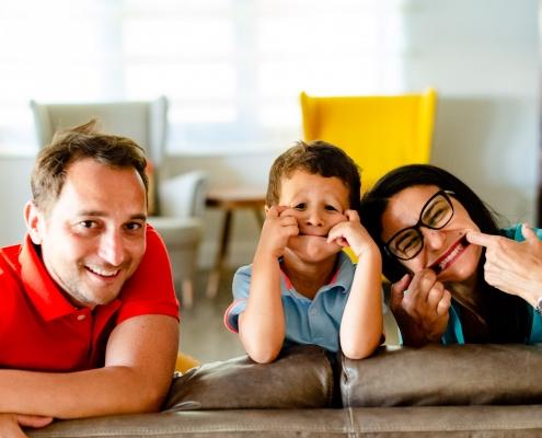 Fotografie de familie lifestyle | Gina, Radu si Alex