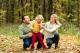 Fotografie de familie in culori de toamna ~ Lena, Erika si Luca